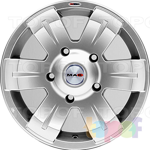 Колесные диски Mak Mohave. Изображение модели #4