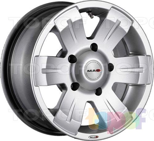 Колесные диски Mak Mohave. Изображение модели #5