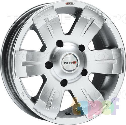 Колесные диски Mak Mohave. Изображение модели #6