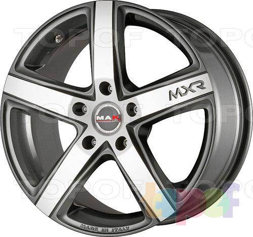 Колесные диски Mak Monaco