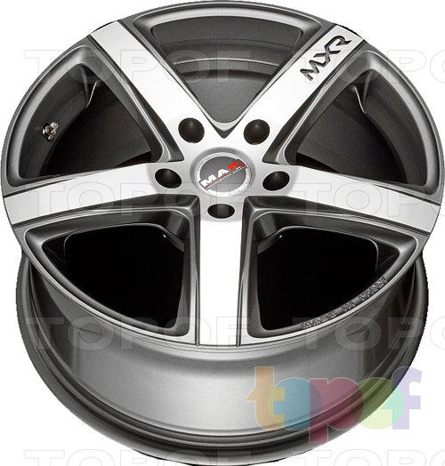 Колесные диски Mak Monaco. Gun Metallic Mirror FAce