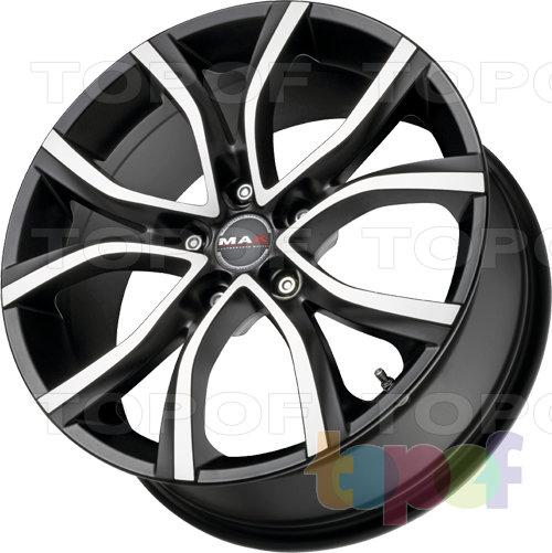 Колесные диски Mak Nitro 5. Изображение модели #2
