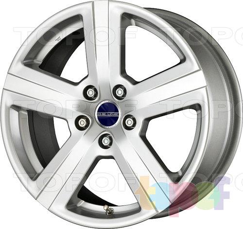 Колесные диски Mak Penta. Изображение модели #2