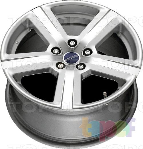 Колесные диски Mak Penta. Изображение модели #3