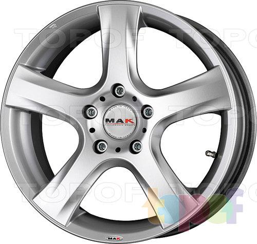 Колесные диски Mak R-Action