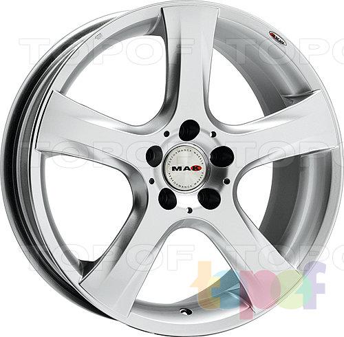 Колесные диски Mak R-Action. Изображение модели #4