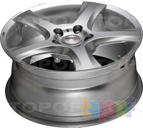 Колесные диски Mak R-Action. Изображение модели #7