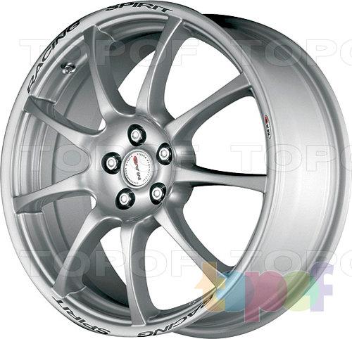 Колесные диски Mak Racing Spirit. Изображение модели #1