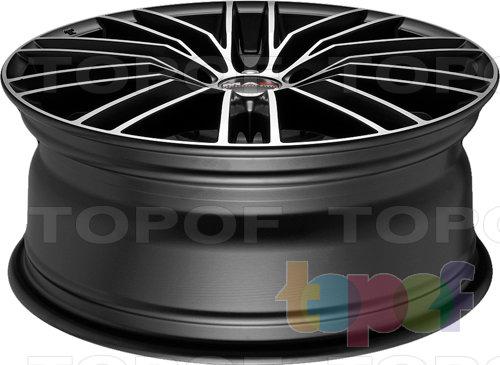 Колесные диски Mak Rapide. Цвет ice Black