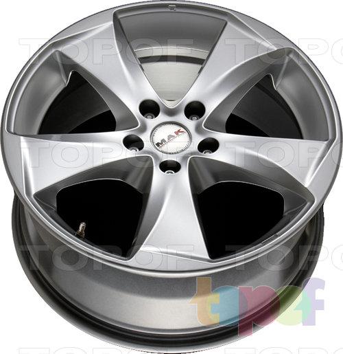 Колесные диски Mak Raptor 5. Цвет HS