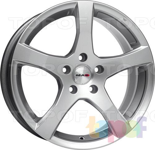 Колесные диски Mak Rebel. Изображение модели #1