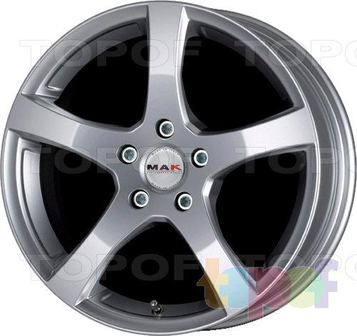 Колесные диски Mak Rebel. Изображение модели #2