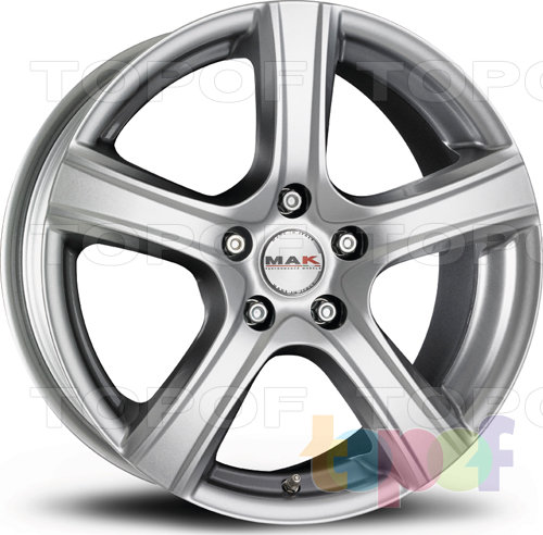 Колесные диски Mak Score. Изображение модели #1