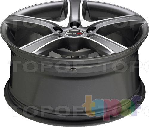 Колесные диски Mak Scorpio. Iron Mirror