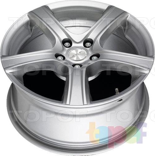 Колесные диски Mak Scorpio. Silver GG