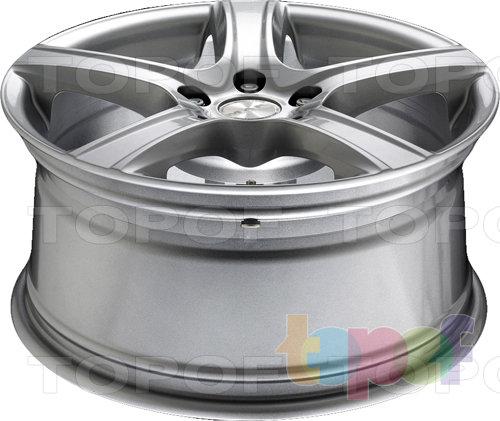 Колесные диски Mak Scorpio. Серебряный