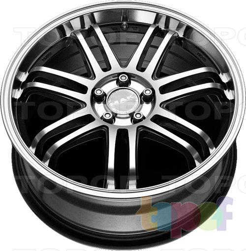 Колесные диски Mak Seven. Изображение модели #2