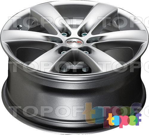 Колесные диски Mak Sierra. Изображение модели #2