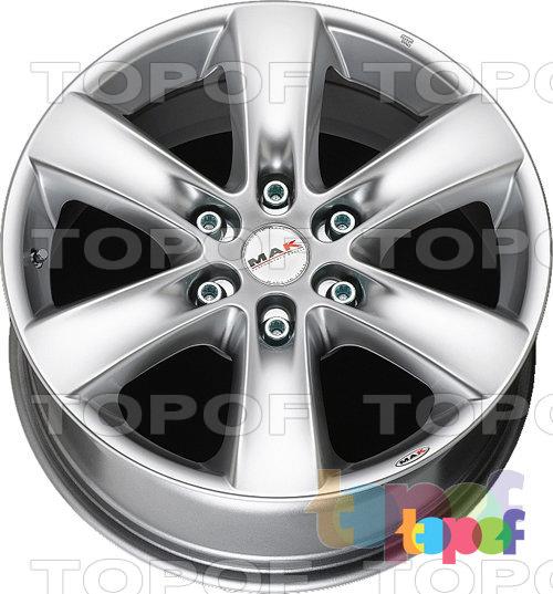 Колесные диски Mak Sierra. Изображение модели #3