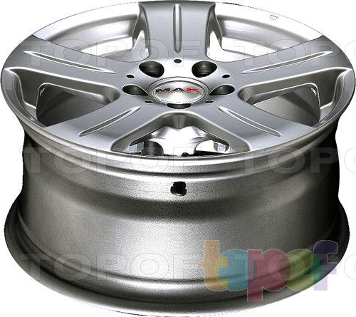 Колесные диски Mak Stella. Изображение модели #2