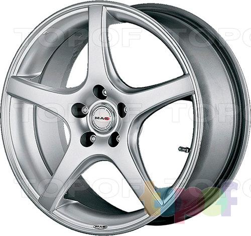 Колесные диски Mak Sting. Изображение модели #1