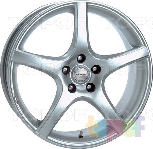 Колесные диски Mak Sting. Изображение модели #4