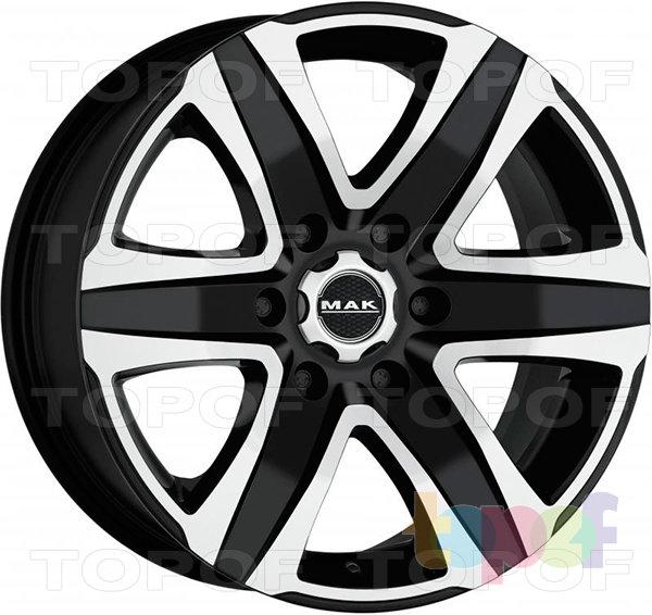 Колесные диски Mak Stone 6. Изображение модели #1