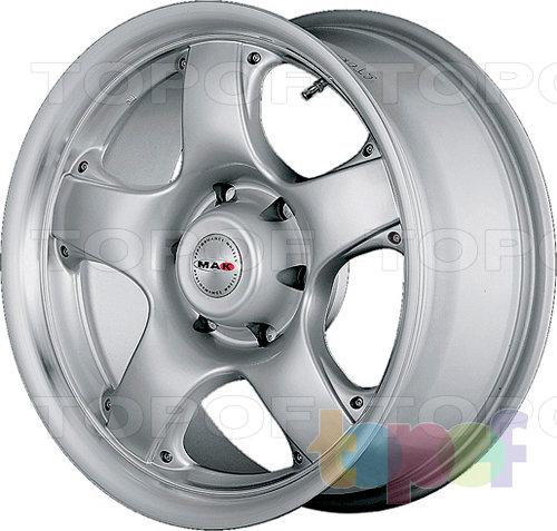 Колесные диски Mak Storm. Изображение модели #1