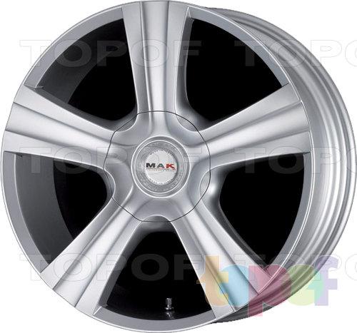 Колесные диски Mak Strada