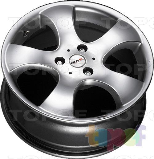Колесные диски Mak Street Fighter. Устанавливается на автомобили Smart