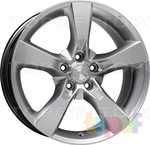 Колесные диски Mak Terra. Изображение модели #1