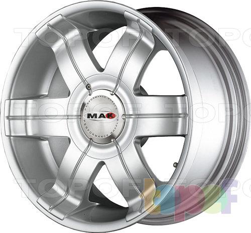 Колесные диски Mak Thrust. Изображение модели #1