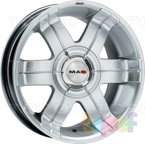 Колесные диски Mak Thrust. Изображение модели #2