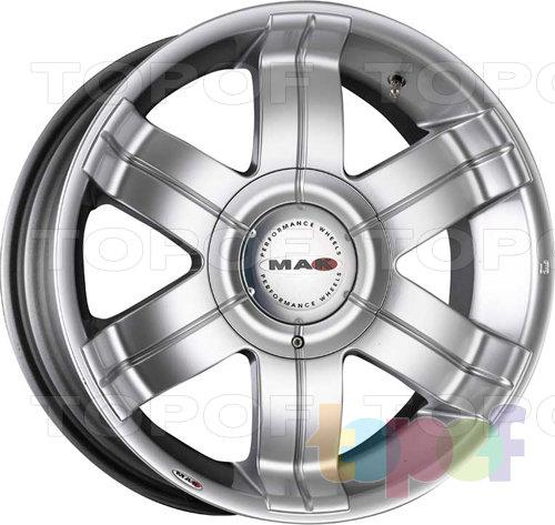 Колесные диски Mak Thrust. Изображение модели #3