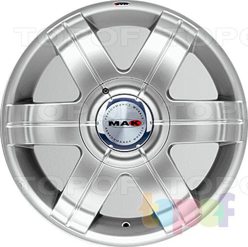 Колесные диски Mak Thrust. Изображение модели #4