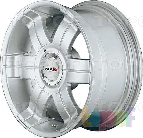 Колесные диски Mak Thrust. Изображение модели #5