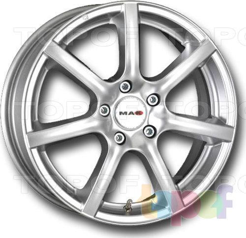 Колесные диски Mak Tribe. Изображение модели #1