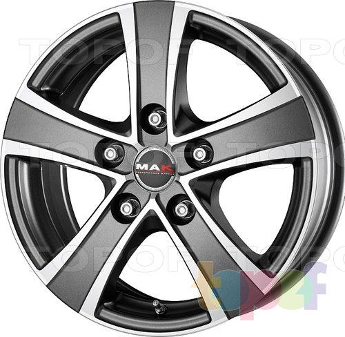 Колесные диски Mak Van 5