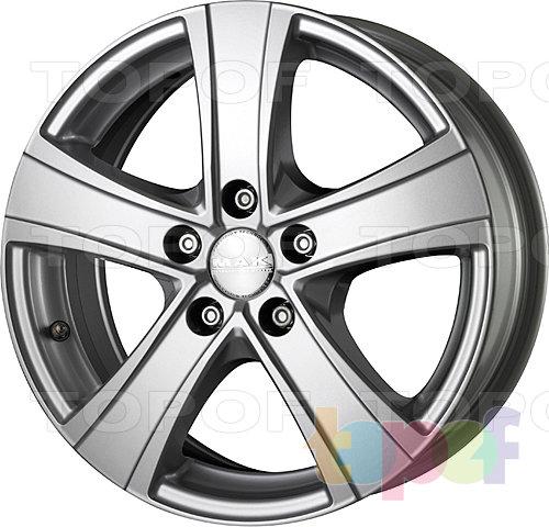 Колесные диски Mak Van 5. Цвет Silver