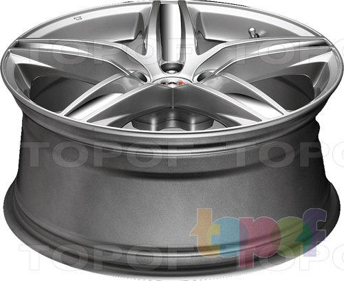 Колесные диски Mak Variante. Хромированный / серебряный