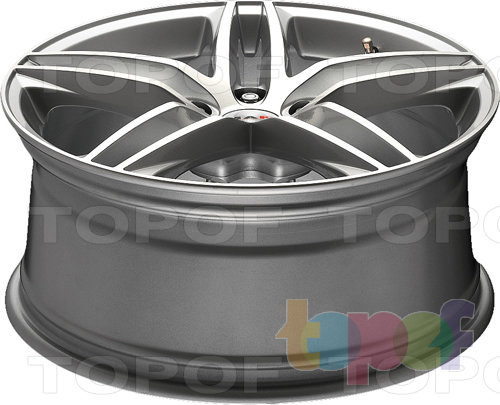 Колесные диски Mak Variante. Hyper Silver Mirror