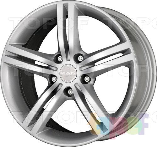 Колесные диски Mak Veloce. Изображение модели #1