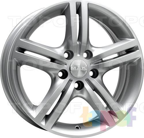 Колесные диски Mak Veloce. Изображение модели #2