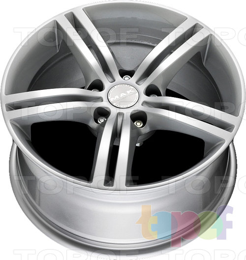Колесные диски Mak Veloce. Изображение модели #3