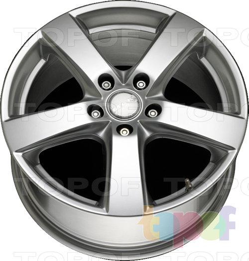 Колесные диски Mak Web. Изображение модели #2