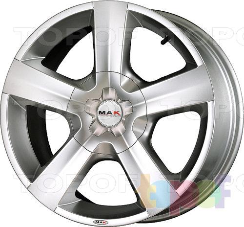 Колесные диски Mak X-Force. Изображение модели #1