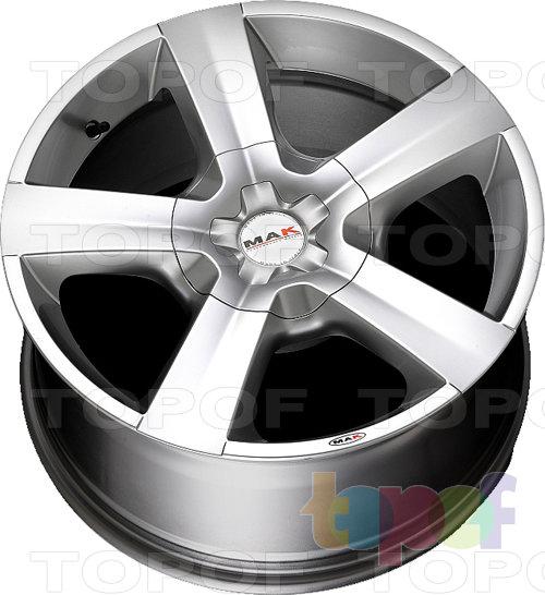 Колесные диски Mak X-Force. Изображение модели #2