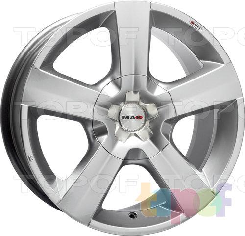 Колесные диски Mak X-Force. Изображение модели #3