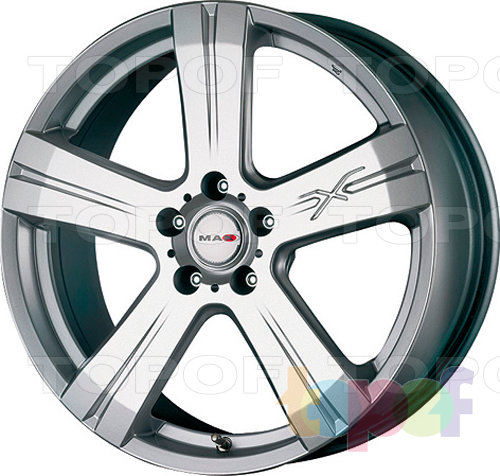 Колесные диски Mak X-Treme. Изображение модели #1