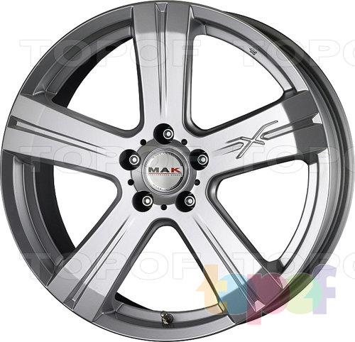 Колесные диски Mak X-Treme. Изображение модели #2